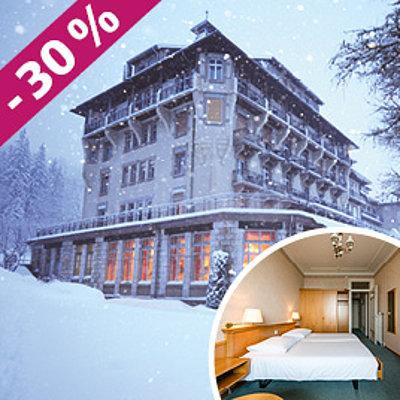 Winter getaway offer